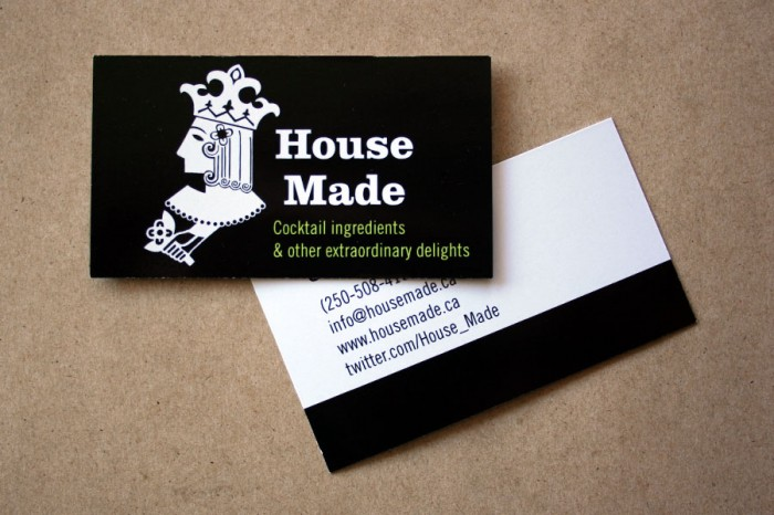 Housemade Business card