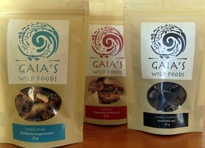Design for Gaia's Wild Foods