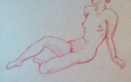 Life Drawing Week 30