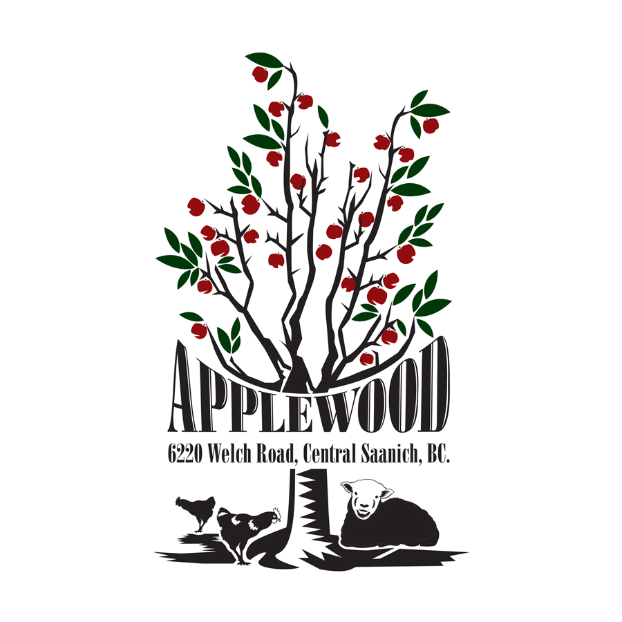 Logo Design for Applewood farm