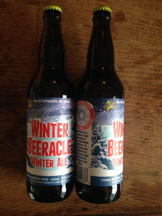 Dead Frog Brewery - Winter Beeracle