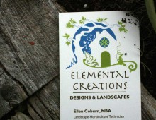 Logo Design for Elemental Creations