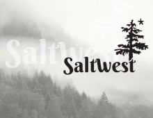 Logo Design for SaltWest Naturals
