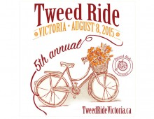 Design for Tweed Ride Victoria 2015