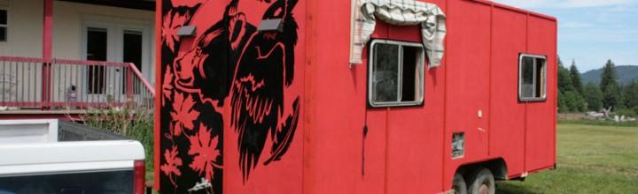 Food Truck Mural