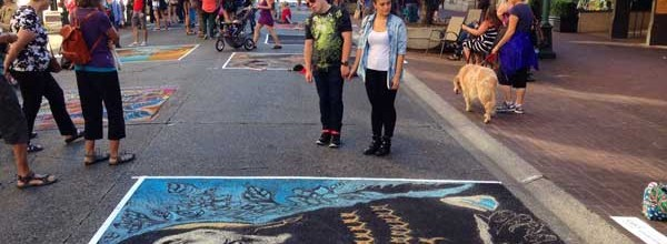 2015 Chalk Festival – my second year