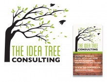 Logo design for The Idea Tree Consulting