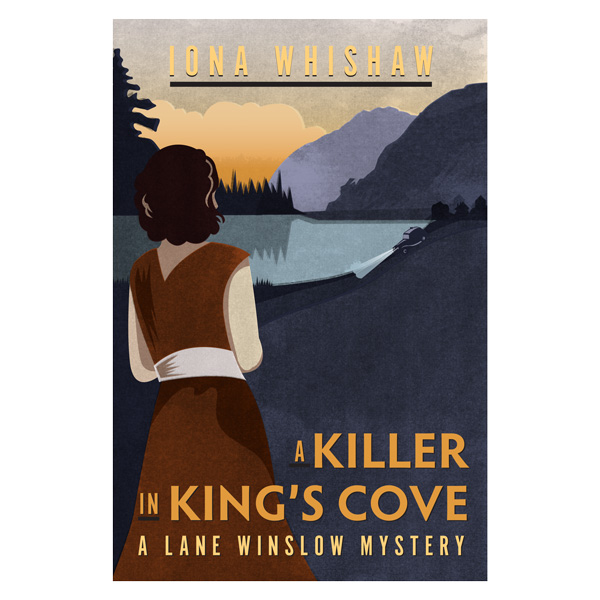 Cover Illustration - Killer in King's Cove