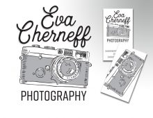 Logo Design for Eva Cherneff Photography