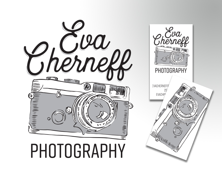 Logo Design for Eva Cherneff Photography