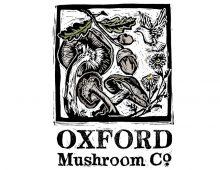 Logo Design for Oxford Mushroom Co.