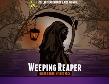 Illustration for Dead Frog Brewery's Weeping Reaper
